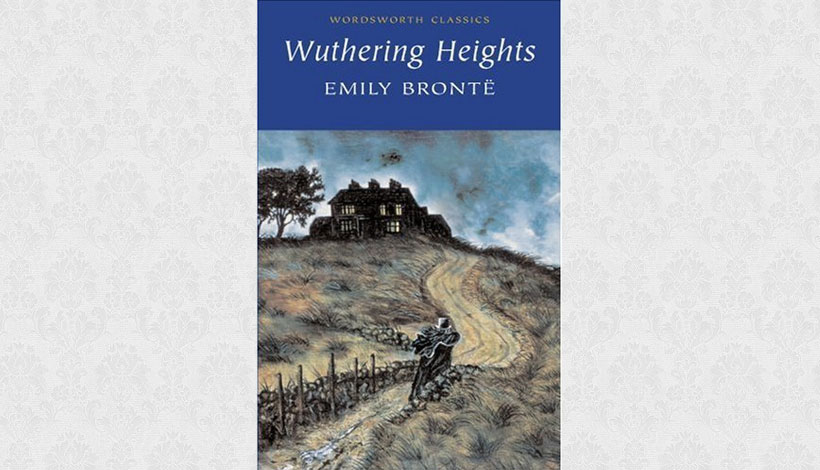 Wuthering Heights by Emily Brontë (1847)