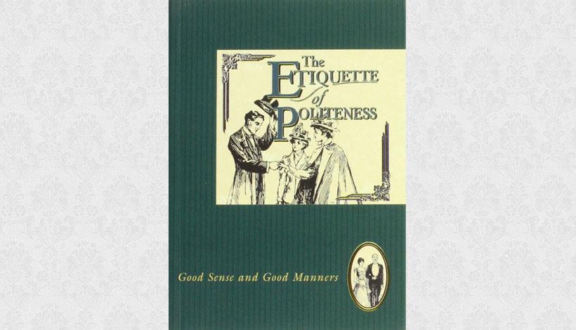The Etiquette of Politeness by Jan Barnes (1995)