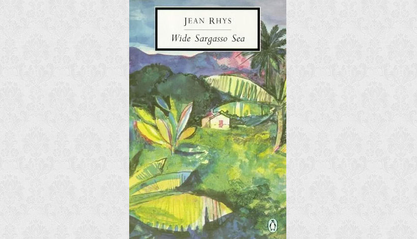 Wide Sargasso Sea by Jean Rhys (1966)