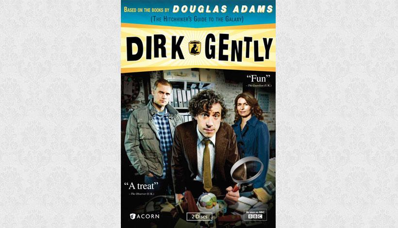 Dirk Gently: Series 1 (2012)