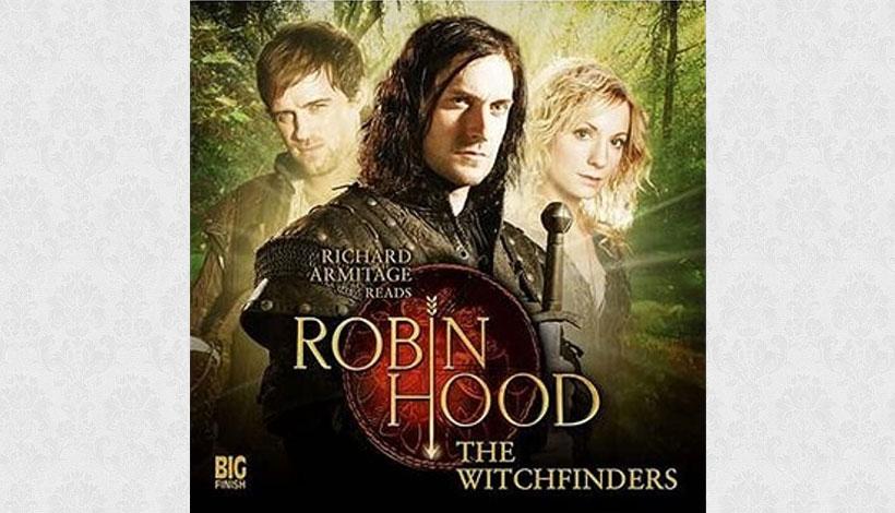 Robin Hood: The Witchfinders by Rebecca Levene (2008)
