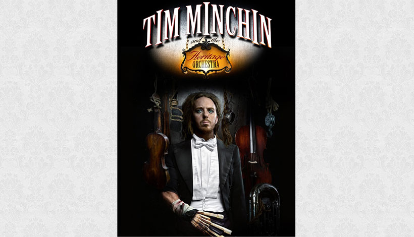 Tim Minchin and the Heritage Orchestra (2010)
