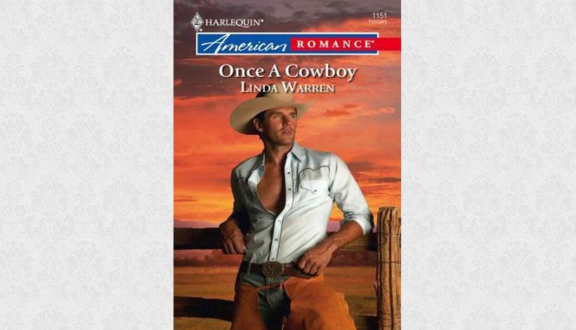 Once a Cowboy by Linda Warren (2007)