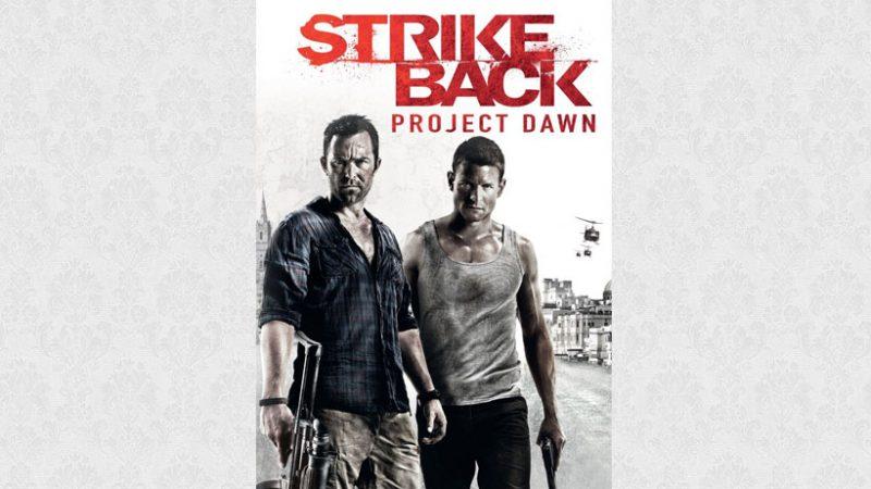 Strike Back series 2