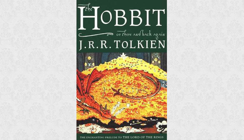 The Hobbit by JRR Tolkien (1937)