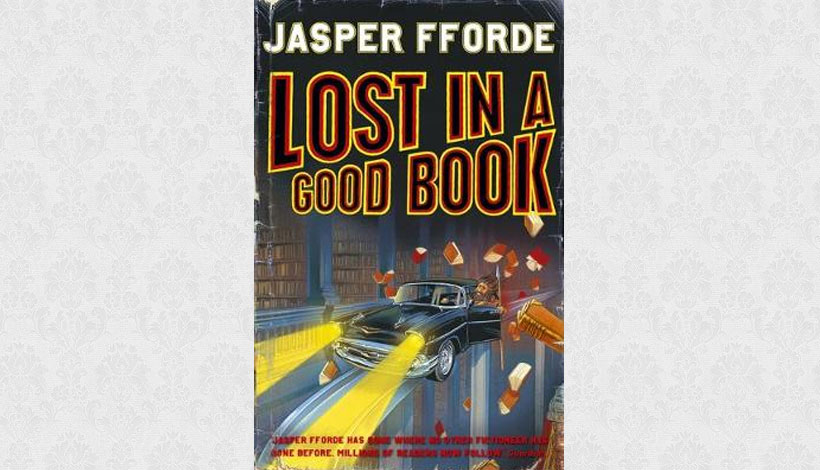 Lost in a Good Book by Jasper Fforde (2002)