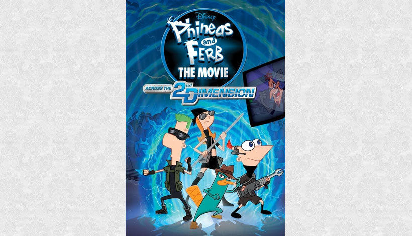 Phineas & Ferb the Movie: Across the 2nd Dimension (2011)