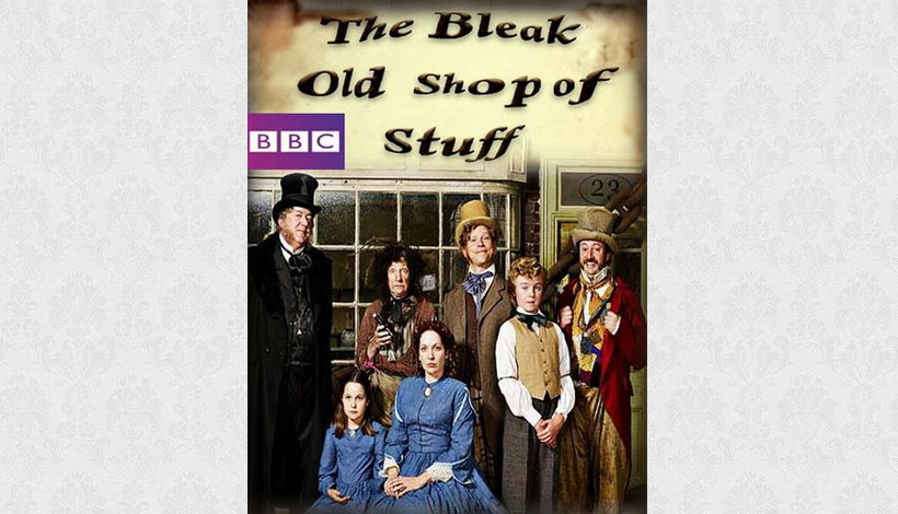 The Bleak Old Shop of Stuff (2011)