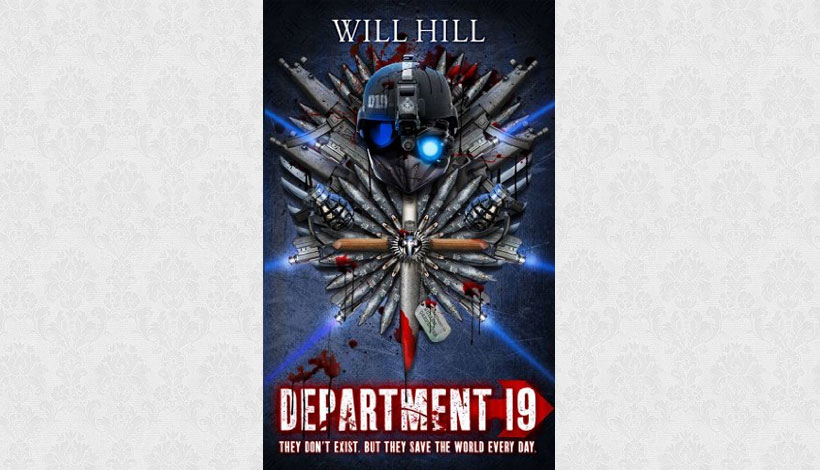 Department 19 by Will Hill (2011)