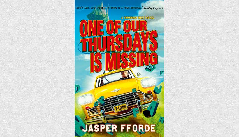 One of Our Thursdays is Missing by Jasper Fforde (2011)