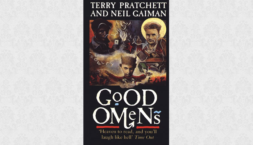 Good Omens by Terry Pratchett and Neil Gaiman (1990)