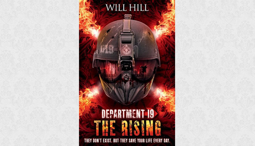 Department 19: The Rising by Will Hill (2012)