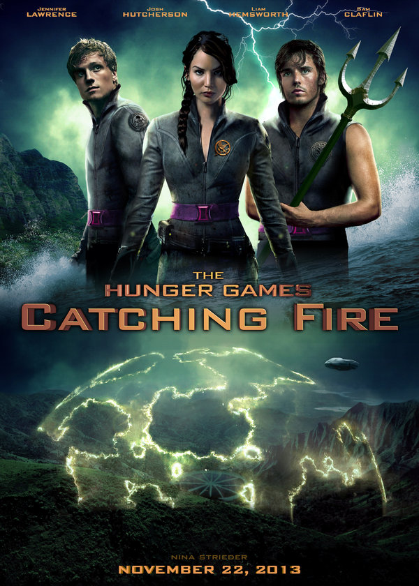 Catching Fire, the spoiler trailer