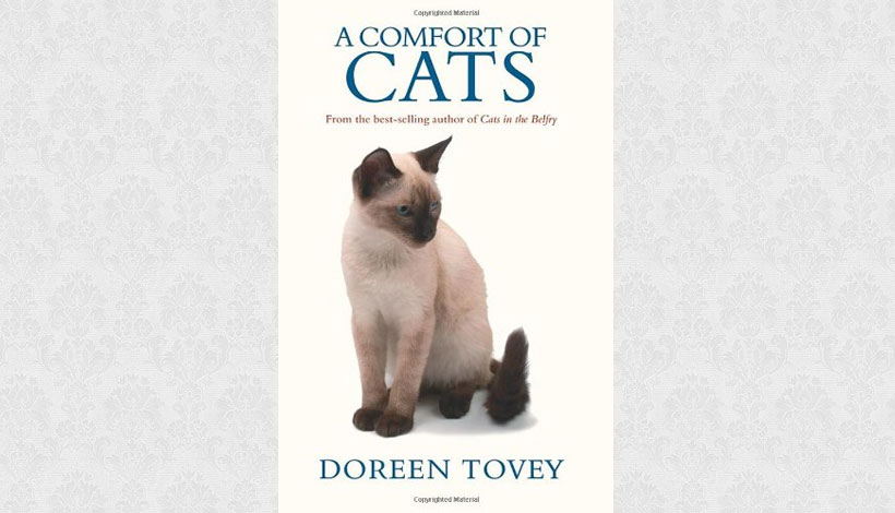 A Comfort of Cats by Doreen Tovey (1980)