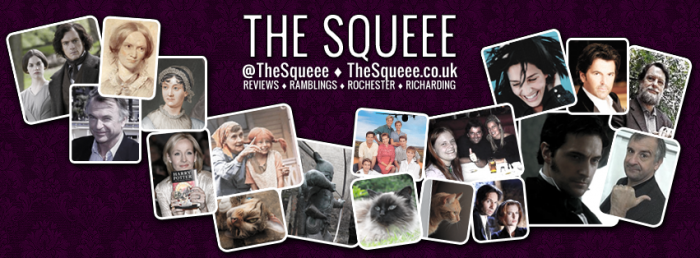 The Squeee banner