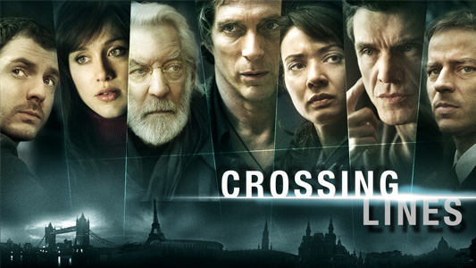 Crossing Lines Released on Amazon's LOVEFiLM