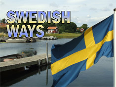 Swedish Ways: Alla helgons dag