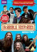 Horrible Histories: Series 2 on DVD