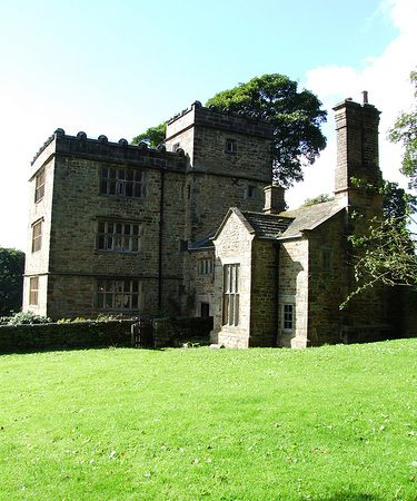 Filming locations: North Lees Hall in Derbyshire