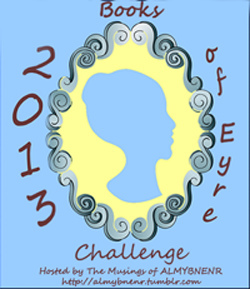 2013 Books of Eyre Challenge