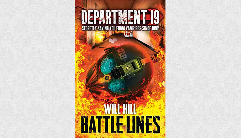 Department 19: Battle Lines by Will Hill (2013)