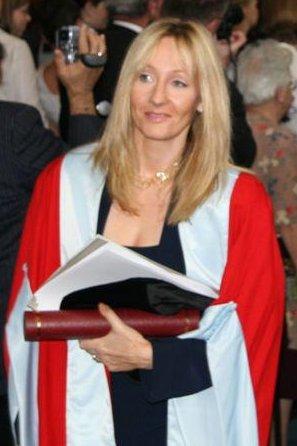 Spotlight Squee: JK Rowling