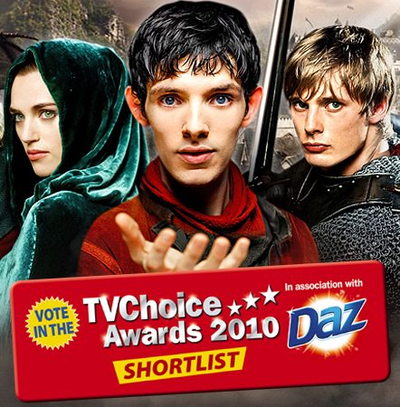 TV Choice Awards 2010 – Shortlist voting open