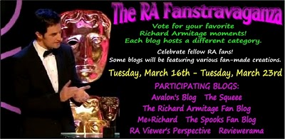 First ever Richard Armitage Fanstravaganza!