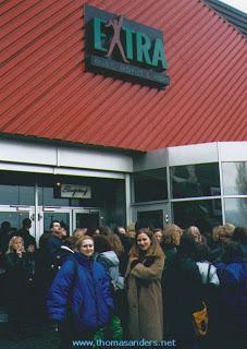 Sunday Matinée: Travel Diary 6 January 2001, part 1