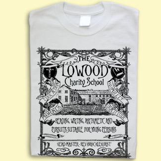 Literary t-shirts