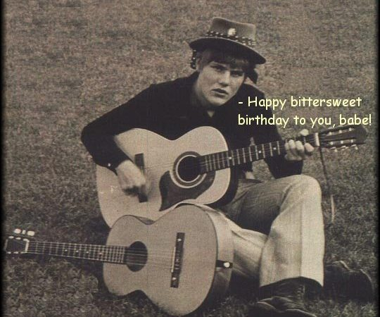 """Happy birthday, """"greatest composer since ever"""""""