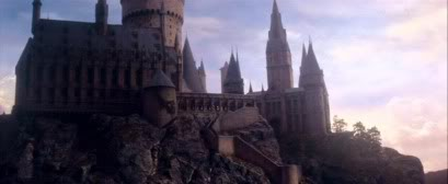 Seeing Hogwarts is the greatest Harry Potter moment
