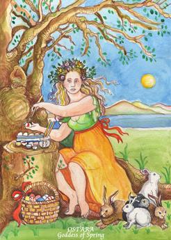 Ostara – the Spring Equinox