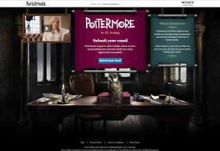 Pottermore – first reactions