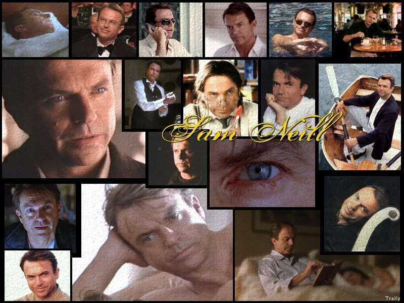 An A-Z summary of everything Sam Neill has ever been in