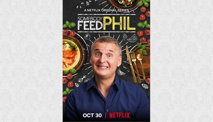 Somebody Feed Phil: Seasons 1-4 (2018-2020)
